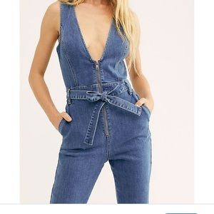 Free People Jumpsuit